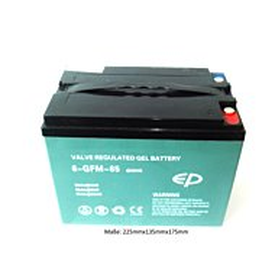 Batterie 12V 65Ah für Elektrohubwagen IMOW E-BF GE0074978-20