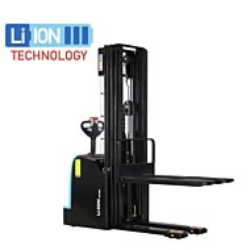 Deichselstapler E-LI-A1233MG, Hub: 3.300 mm, Tragf.: 1.200 kg GE0076291-20